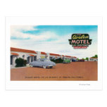 Vista exterior de Avalon MotelFresno, CA Postal