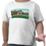 Vista exterior de la cañada TavernSanta Paula, CA Camisetas