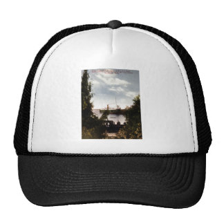 Vista from Pere Marquette Railway Park,Petoskey MI Trucker Hat