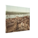 Vista general de Amberes I, Bélgica Lienzo Envuelto Para Galerías