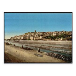 Vista general de la ciudad, no. 2, Ventimiglia, Ri Tarjetas Postales