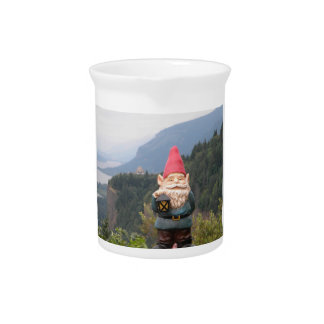 Vista Gnome Beverage Pitcher
