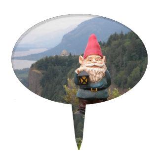 Vista Gnome Cake Topper