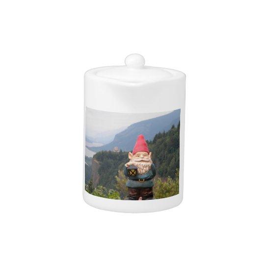 Vista Gnome Teapot