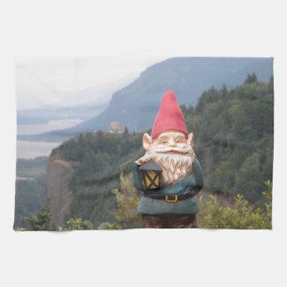 Vista Gnome Towel