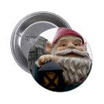 Vista House Gnome Pinback Button