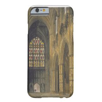 Vista interior de la abadía de Westminster que Funda De iPhone 6 Barely There