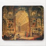 Vista interior de la galería de Colonna, Roma (ace Tapetes De Raton