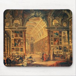 Vista interior de la galería de Colonna, Roma (ace Mouse Pads