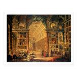 Vista interior de la galería de Colonna, Roma (ace Tarjetas Postales