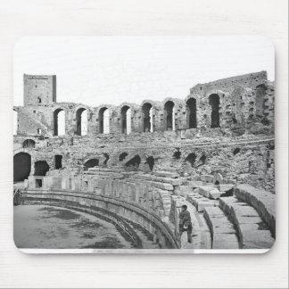 Vista interior del amphitheatre alfombrillas de ratón