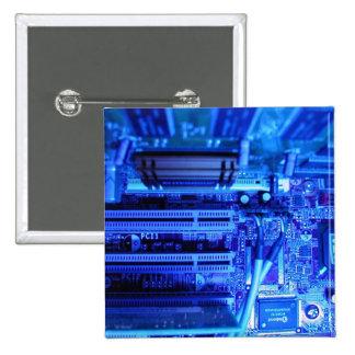 Vista interna de la CPU Pin