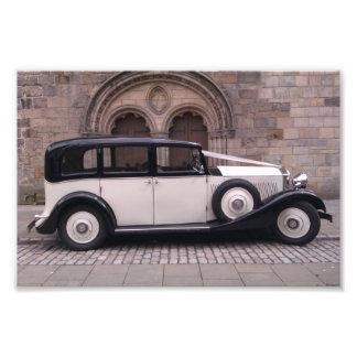 Vista lateral de Rolls Royce 1936 20/25 Impresiones Fotograficas