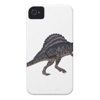 Vista lateral de Sinosaurus Funda Para iPhone 4 De Case-Mate