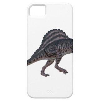 Vista lateral de Sinosaurus Funda Para iPhone SE/5/5s