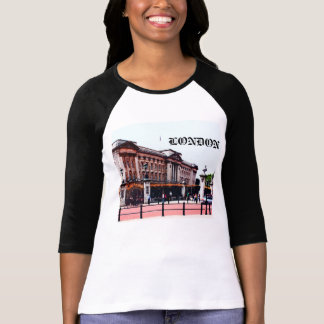 Vista lateral del Buckingham Palace en Londres, Camiseta