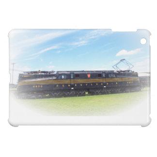 Vista lateral del ferrocarril GG1 #4800 de Pennsyl