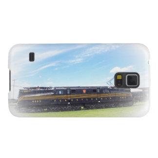 Vista lateral del ferrocarril GG-1 #4800 de Carcasas Para Galaxy S5