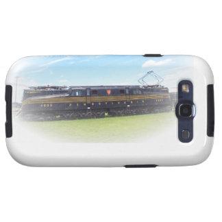 Vista lateral del ferrocarril GG-1 #4800 de Galaxy S3 Protector
