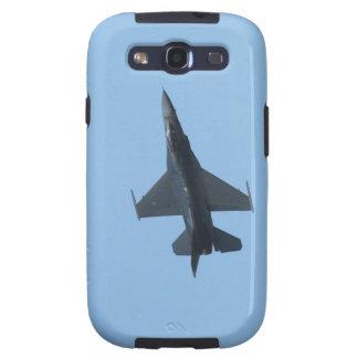 Vista lateral F-16 Galaxy S3 Cárcasas