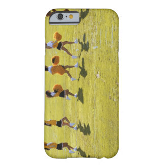 Vista lateral funda barely there iPhone 6