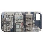 Vista panorámica aérea de edificios en Chicago 2 iPhone 5 Coberturas