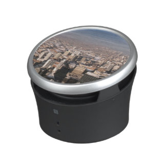 Vista panorámica de la ciudad altavoz