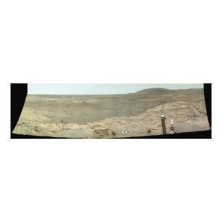 Vista panorámica de Marte 2 Cojinete