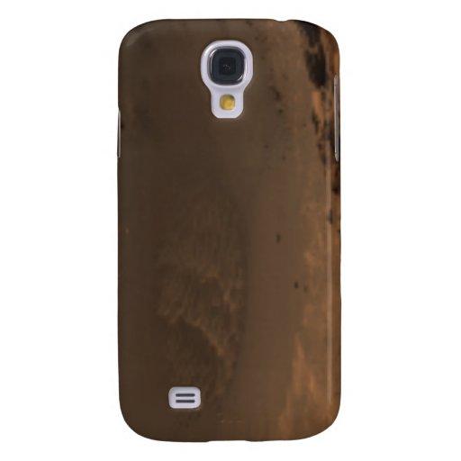 Vista panorámica de Marte 9 Samsung Galaxy S4 Cover