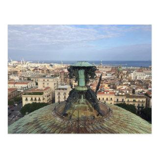 Vista panorámica de Palermo Tarjetas Postales