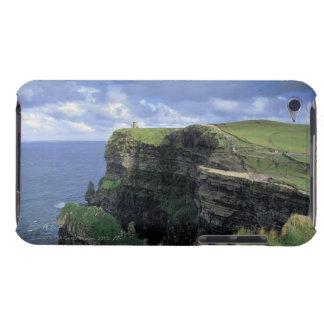 vista panorámica de un acantilado por la playa barely there iPod protectores