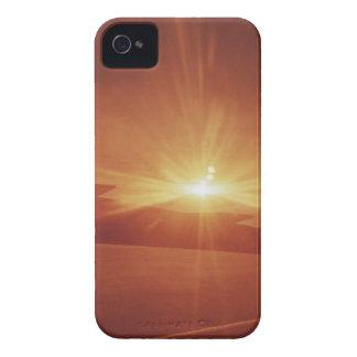vista panorámica de una salida del sol Case-Mate iPhone 4 cárcasas