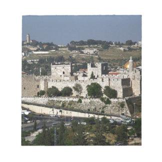 Vista para un Torre de Davi e o Domo DA Rocha Blocs