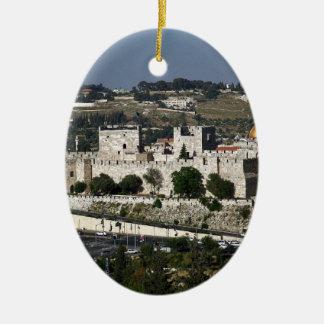 Vista para un Torre de Davi e o Domo DA Rocha Adorno