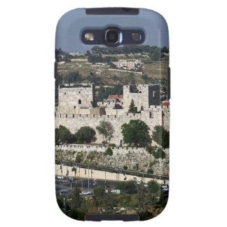 Vista para un Torre de Davi e o Domo DA Rocha Samsung Galaxy S3 Fundas
