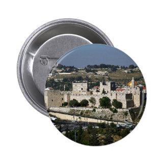 Vista para un Torre de Davi e o Domo DA Rocha Pin