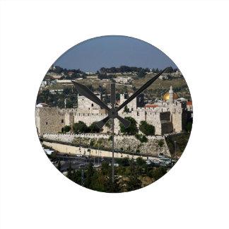 Vista para un Torre de Davi e o Domo DA Rocha Relojes