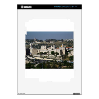 Vista para un Torre de Davi e o Domo DA Rocha iPad 3 Skins