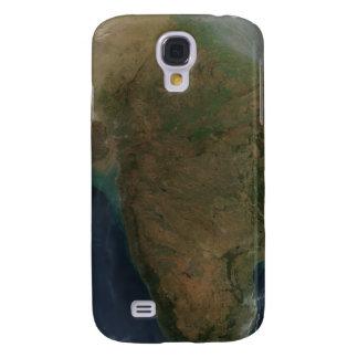 Vista por satélite de la India central Samsung Galaxy S4 Cover