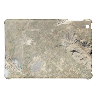 Vista por satélite de Persepolis