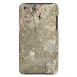 Vista por satélite de Persepolis iPod Touch Case-Mate Cárcasa