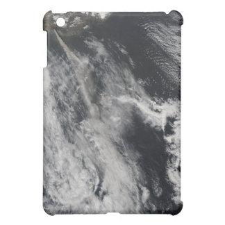 Vista por satélite de un penacho 2 de la ceniza