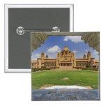 Vista posterior del hotel del palacio de Umaid Bha Pin Cuadrado