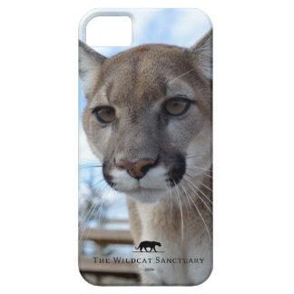 Vista - puma - caso del iPhone iPhone 5 Case-Mate Carcasa