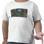 Vista septentrional de la calle de Chenango en la Camiseta