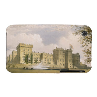 Vista suroriental del castillo de Windsor, de iPhone 3 Case-Mate Cárcasa