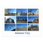 Vistas de Atlantic City Postal