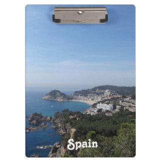 Vistas de la costa española
