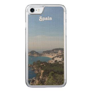 Vistas de la costa española funda para iPhone 7