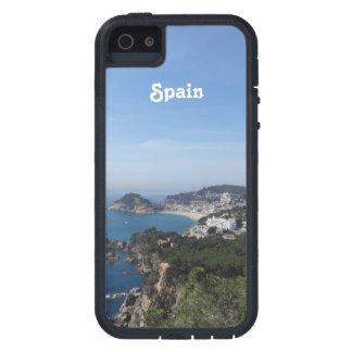Vistas de la costa española funda para iPhone SE/5/5s